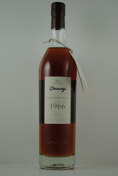 Armagnac 1966 Château de Gaube
